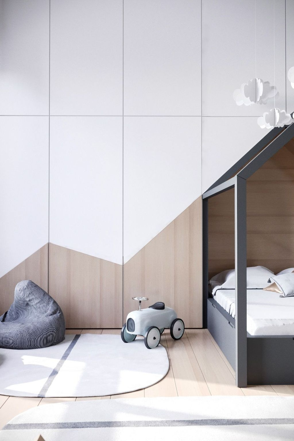 Inspiring Kids Room Design Ideas 47