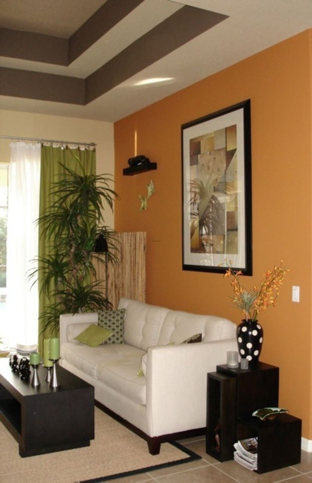 Lovely Modern Paint Color Ideas To Get Maximum Comfort 14