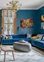 Lovely Modern Paint Color Ideas To Get Maximum Comfort 15