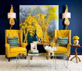 Lovely Modern Paint Color Ideas To Get Maximum Comfort 25