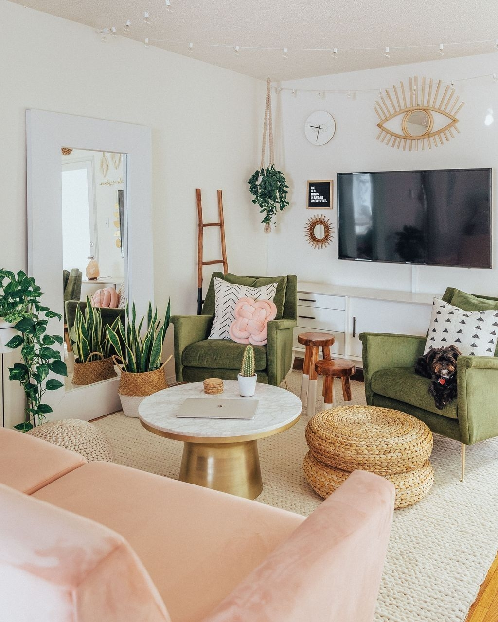 The Best Living Room Decorating Ideas Trends 2019 13