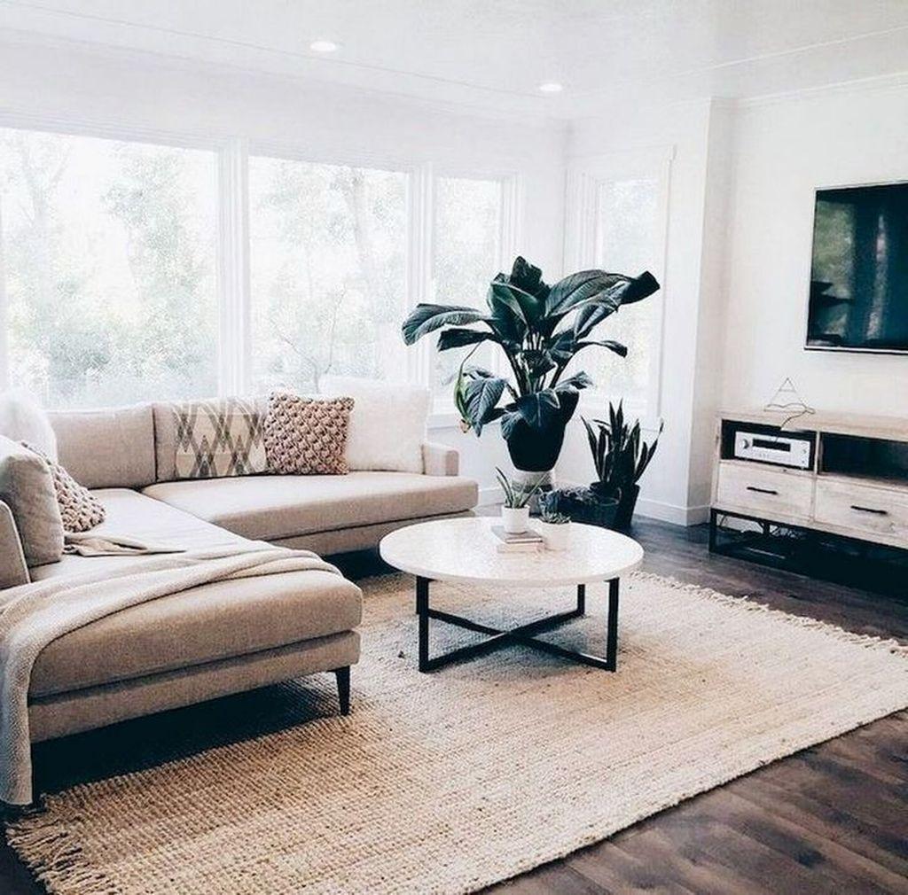 46 Popular Farmhouse Dining Room Design Ideas Trend 2019: The Best Living Room Decorating Ideas Trends 2019 18