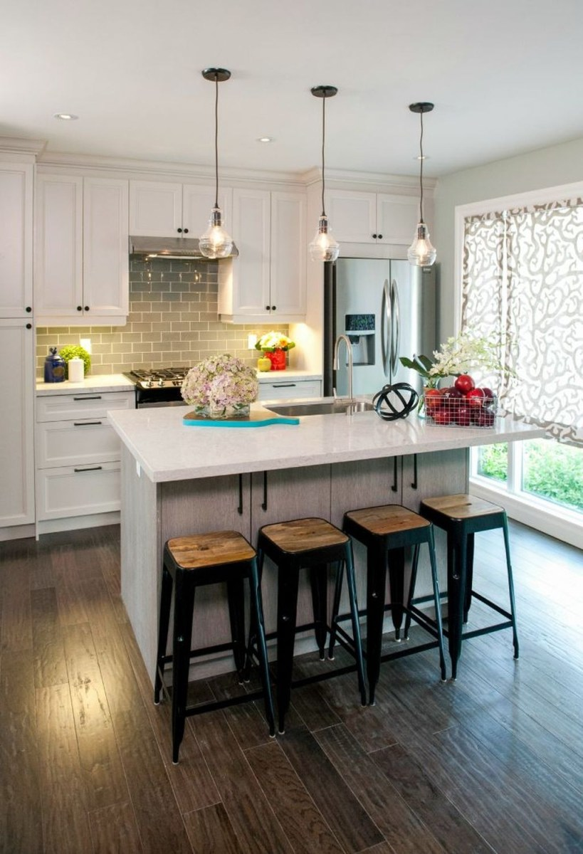 Totally Inspiring Small Kitchen Design Ideas For Your Small Home 33