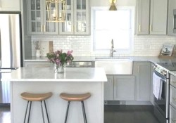 Totally Inspiring Small Kitchen Design Ideas For Your Small Home 43