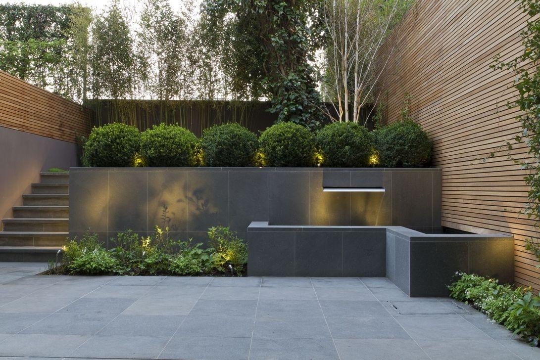 Awesome Modern Garden Architecture Design Ideas 01