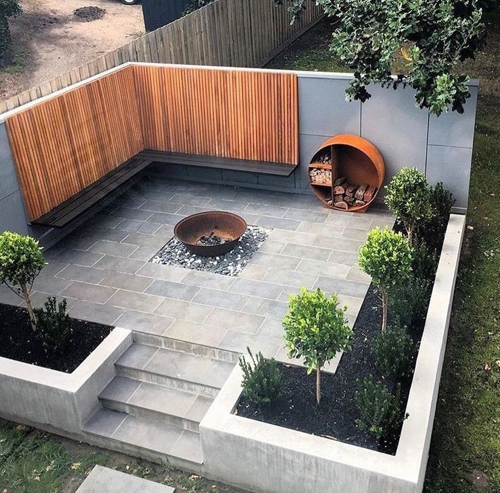 Awesome Modern Garden Architecture Design Ideas 04