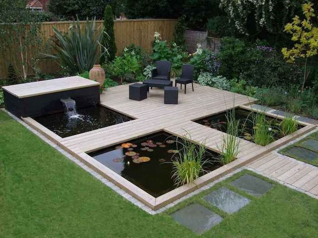 Awesome Modern Garden Architecture Design Ideas 05
