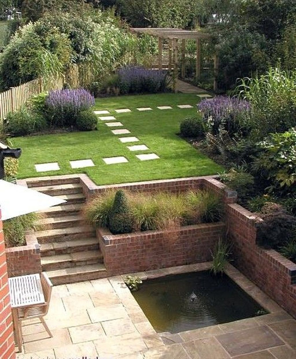 Awesome Modern Garden Architecture Design Ideas 21