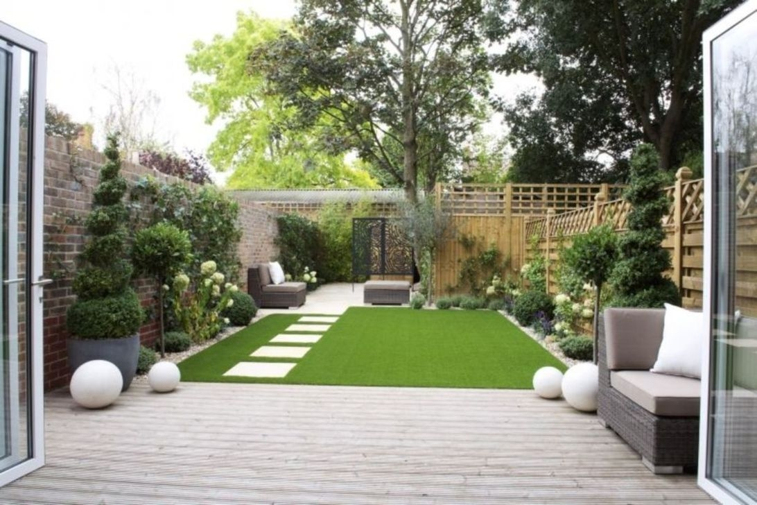 Awesome Modern Garden Architecture Design Ideas 22