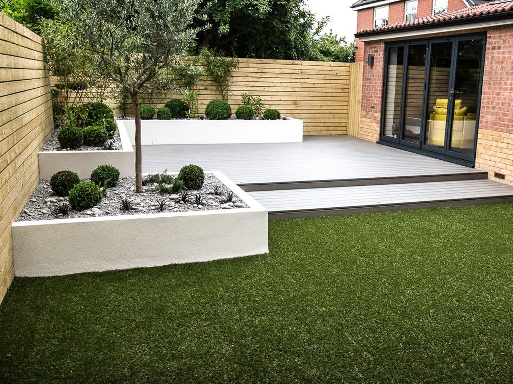 Awesome Modern Garden Architecture Design Ideas 30