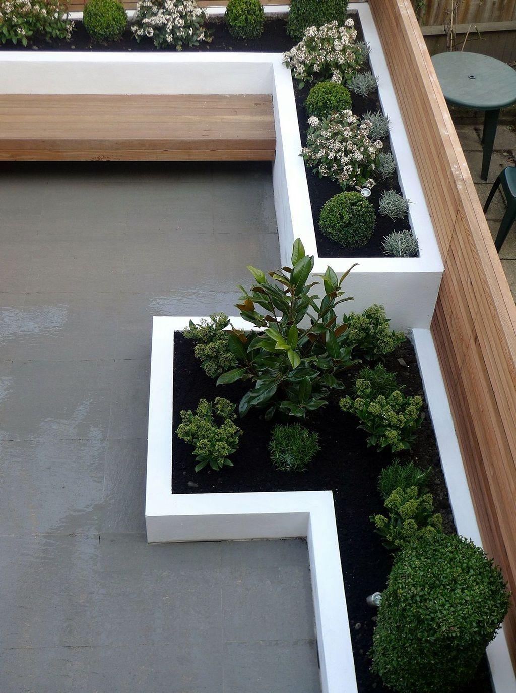 Awesome Modern Garden Architecture Design Ideas 31