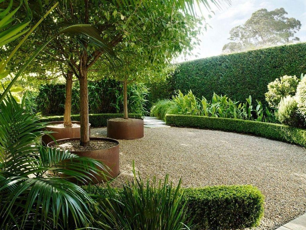 Awesome Modern Garden Architecture Design Ideas 32