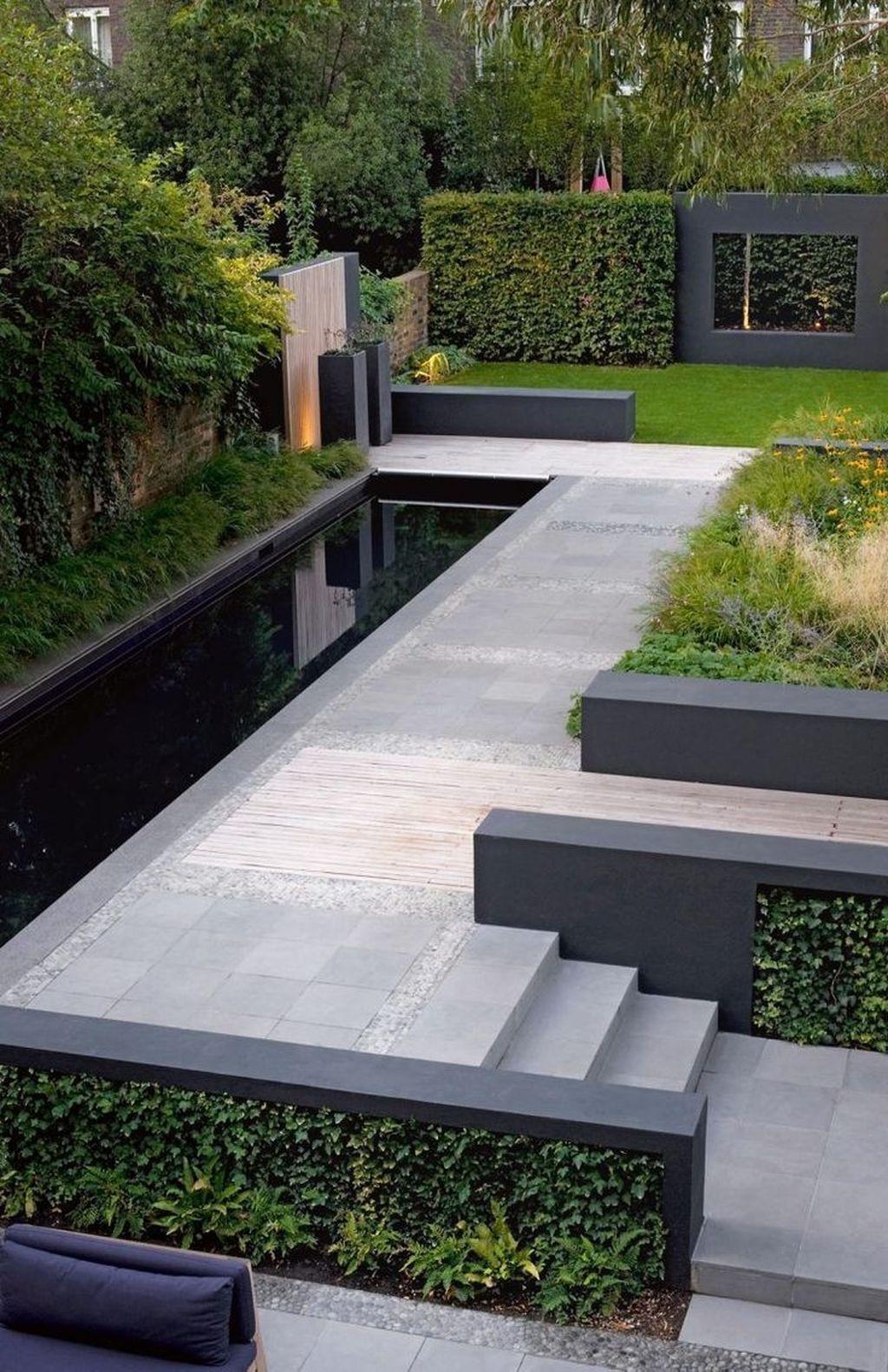Awesome Modern Garden Architecture Design Ideas 36