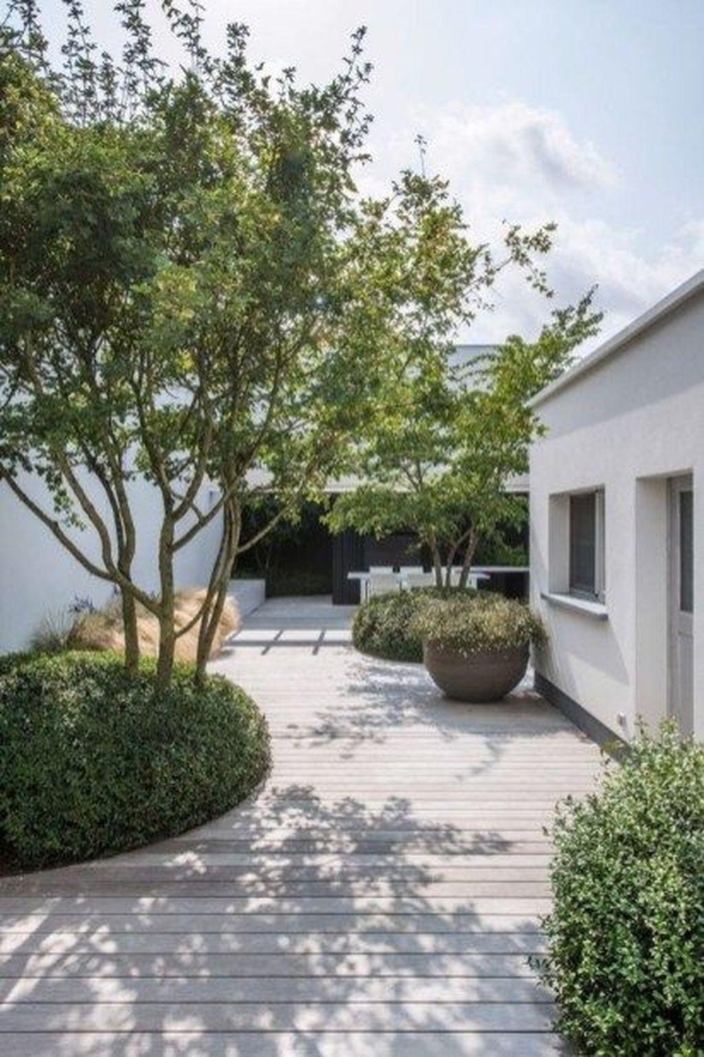 Awesome Modern Garden Architecture Design Ideas 38
