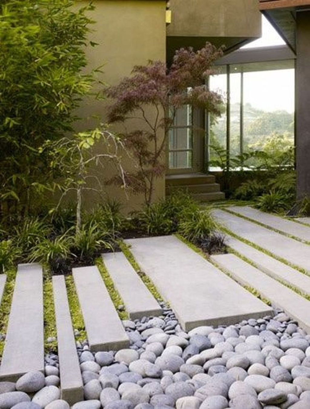 Awesome Modern Garden Architecture Design Ideas 42