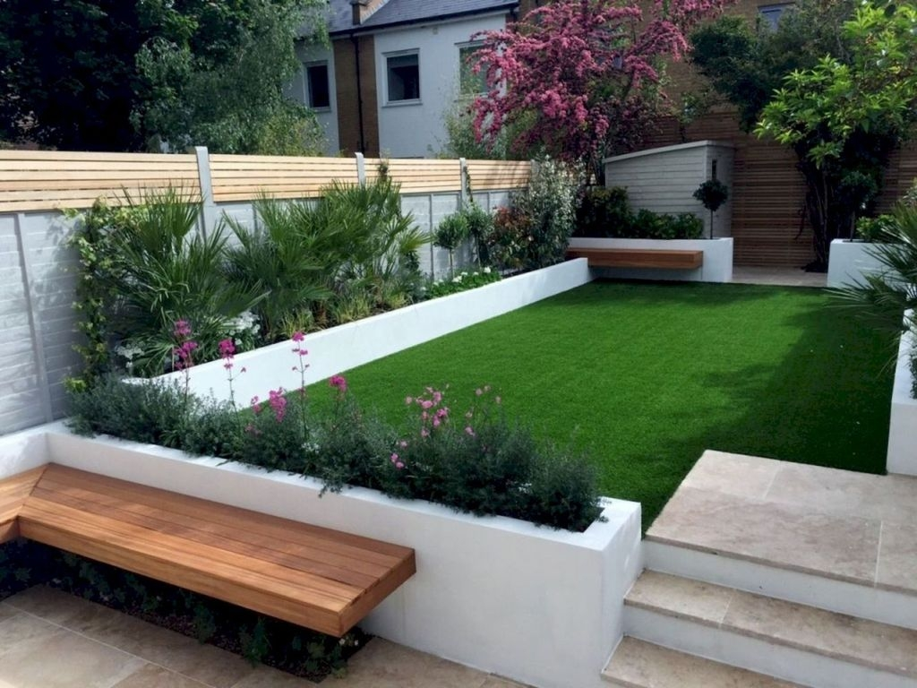 Awesome Modern Garden Architecture Design Ideas 48