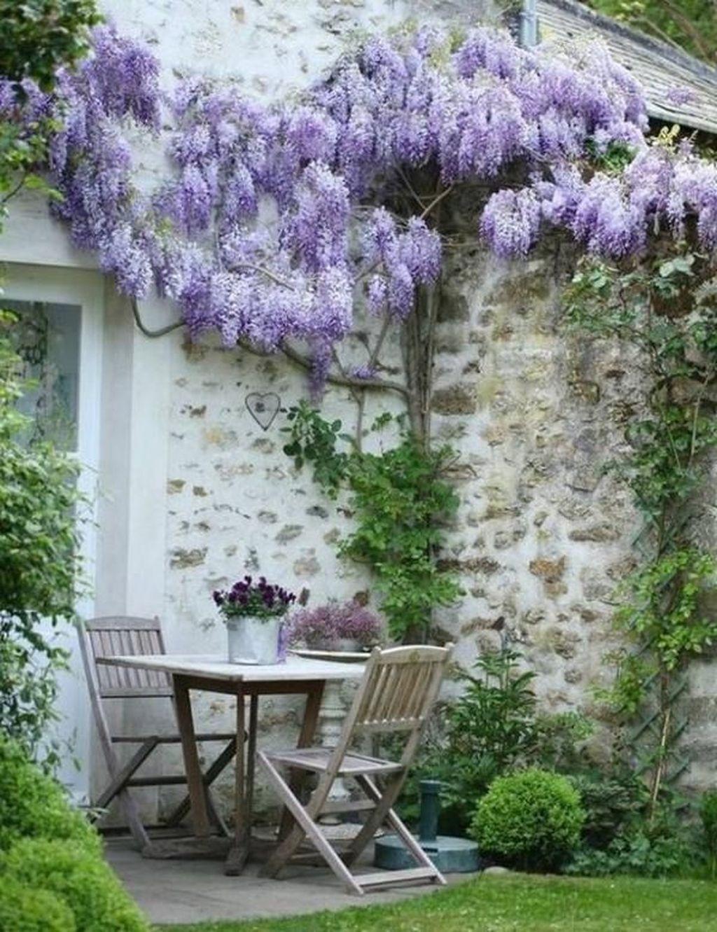 Beautiful Flower Garden Design Ideas 03