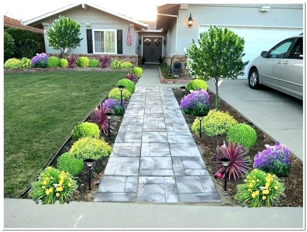 Beautiful Flower Garden Design Ideas 07