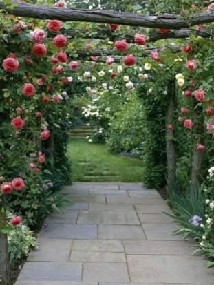 Beautiful Flower Garden Design Ideas 14