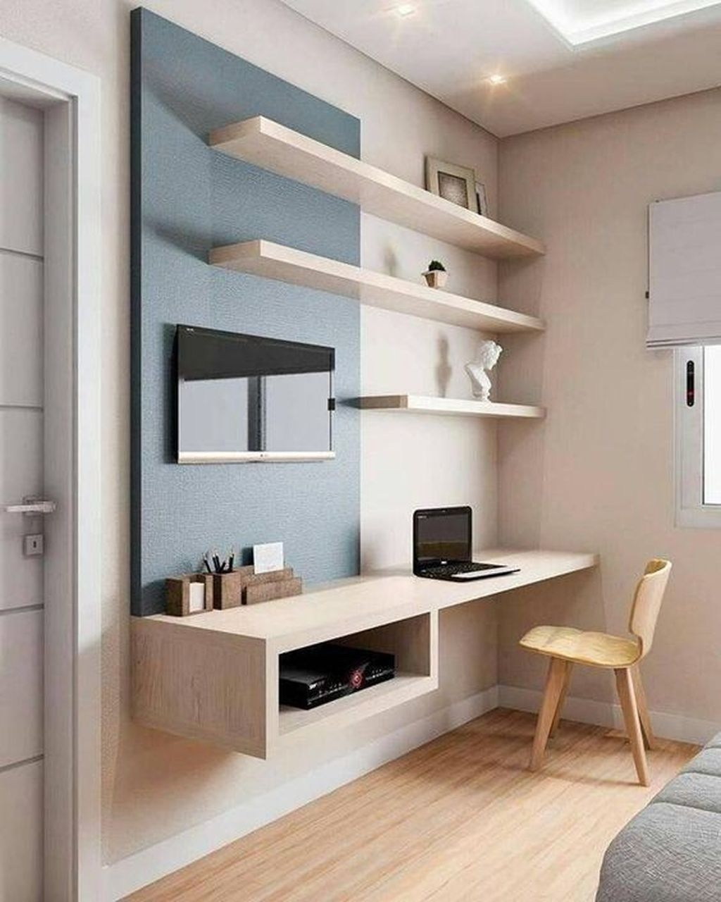 Inspiring Home Office Design Ideas 14
