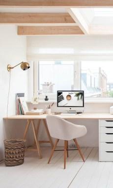 Inspiring Home Office Design Ideas 25