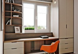 Inspiring Home Office Design Ideas 38