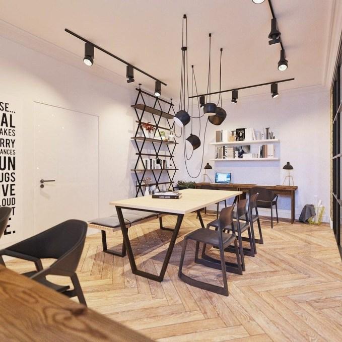Inspiring Home Office Design Ideas 50