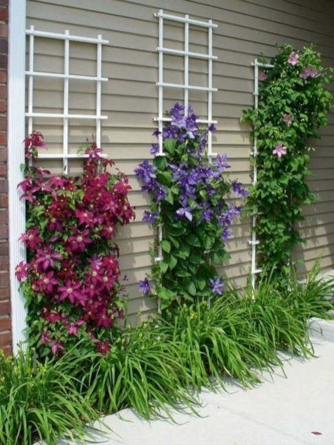 Lovely Small Flower Gardens And Plants Ideas For Your Front Yard 12