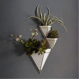 Stunning Small Planters Ideas To Maximize Your Interior Design 09