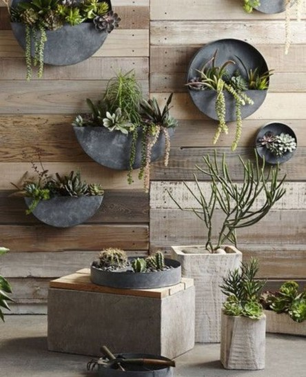 Stunning Small Planters Ideas To Maximize Your Interior Design 17
