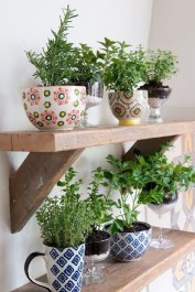 Stunning Small Planters Ideas To Maximize Your Interior Design 20
