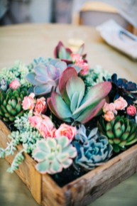 Stunning Small Planters Ideas To Maximize Your Interior Design 32