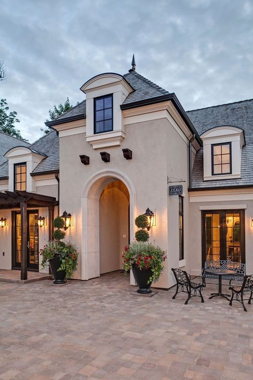 44 Stylish French Country Exterior For Your Home Design ...