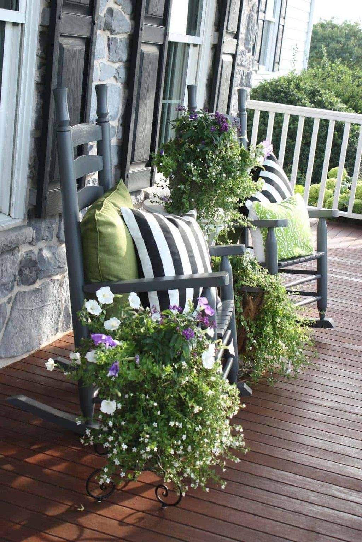 The Best Spring Porch Decoration Ideas 02