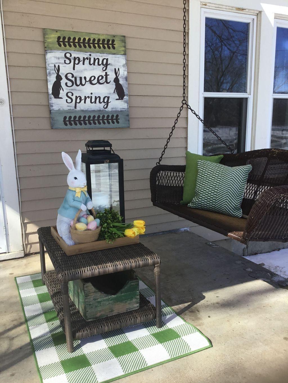 The Best Spring Porch Decoration Ideas 08