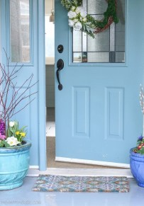 The Best Spring Porch Decoration Ideas 18