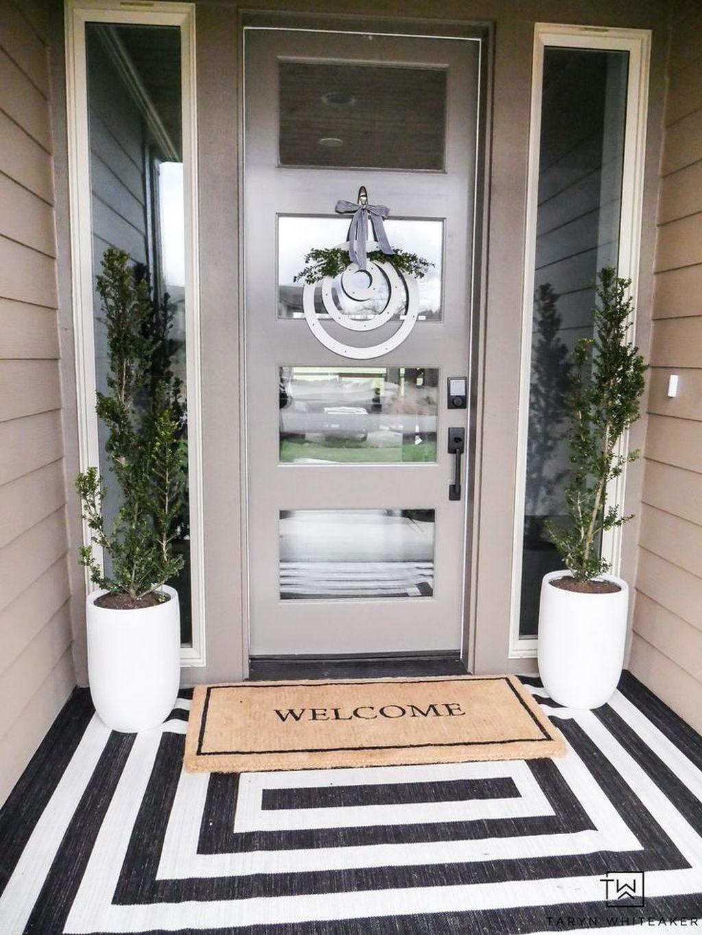 The Best Spring Porch Decoration Ideas 19