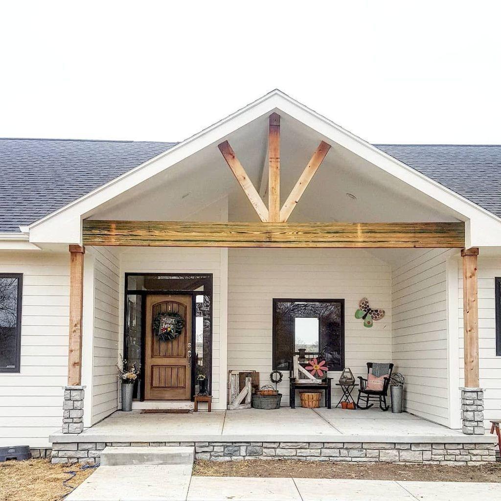 The Best Spring Porch Decoration Ideas 27
