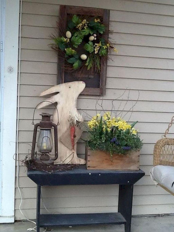 The Best Spring Porch Decoration Ideas 35