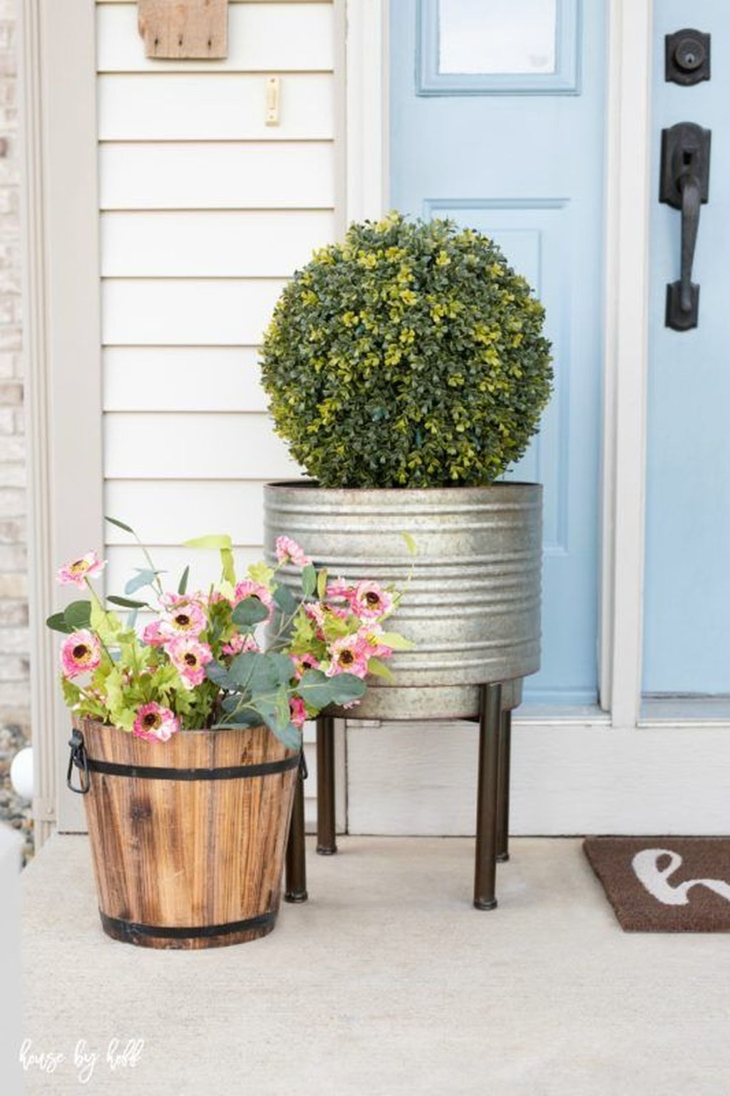 The Best Spring Porch Decoration Ideas 39