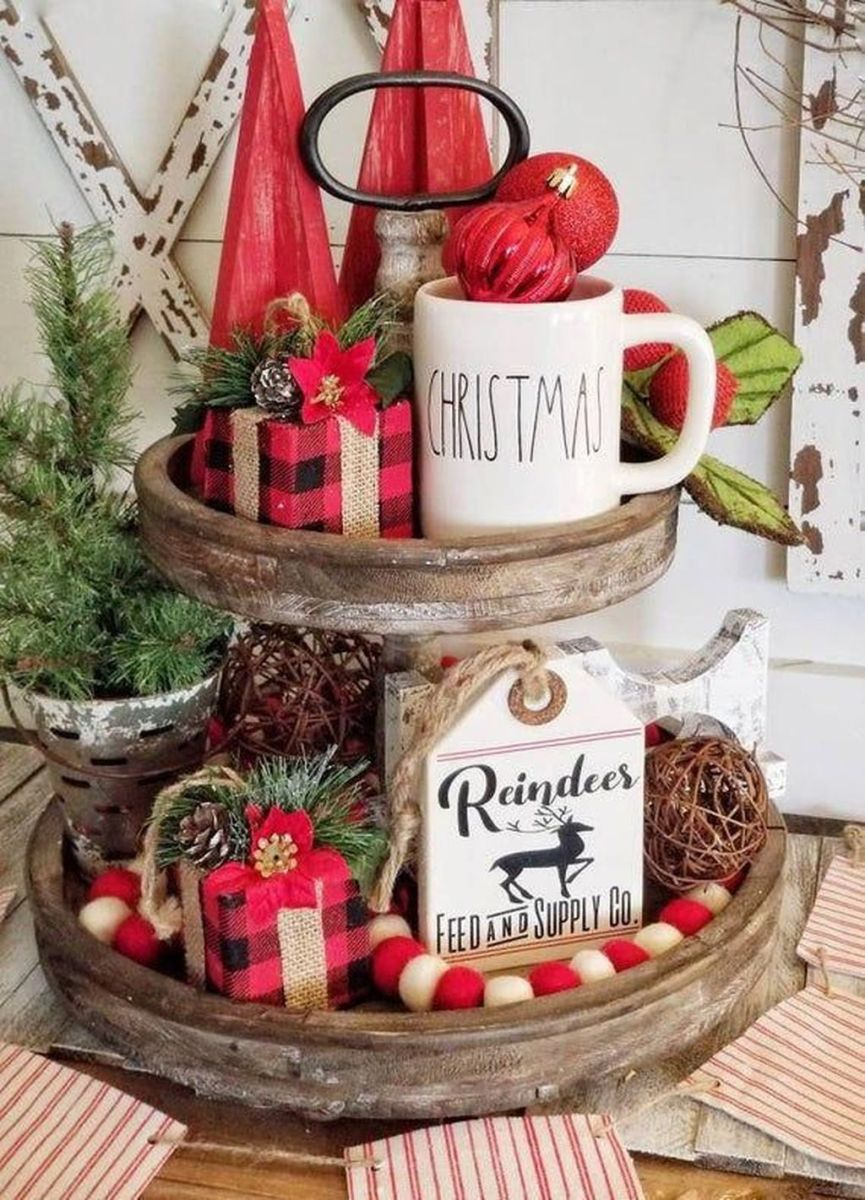 Amazing Christmas Decor For Kitchen Table 33