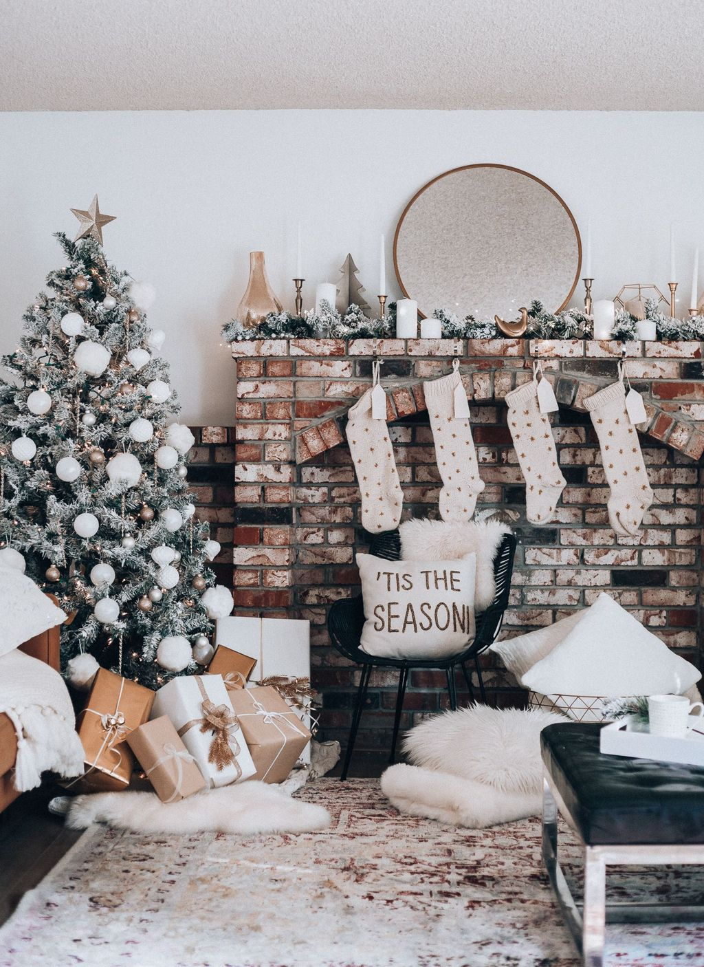 Beautiful Christmas Interior Design Ideas You Never Seen Before 19