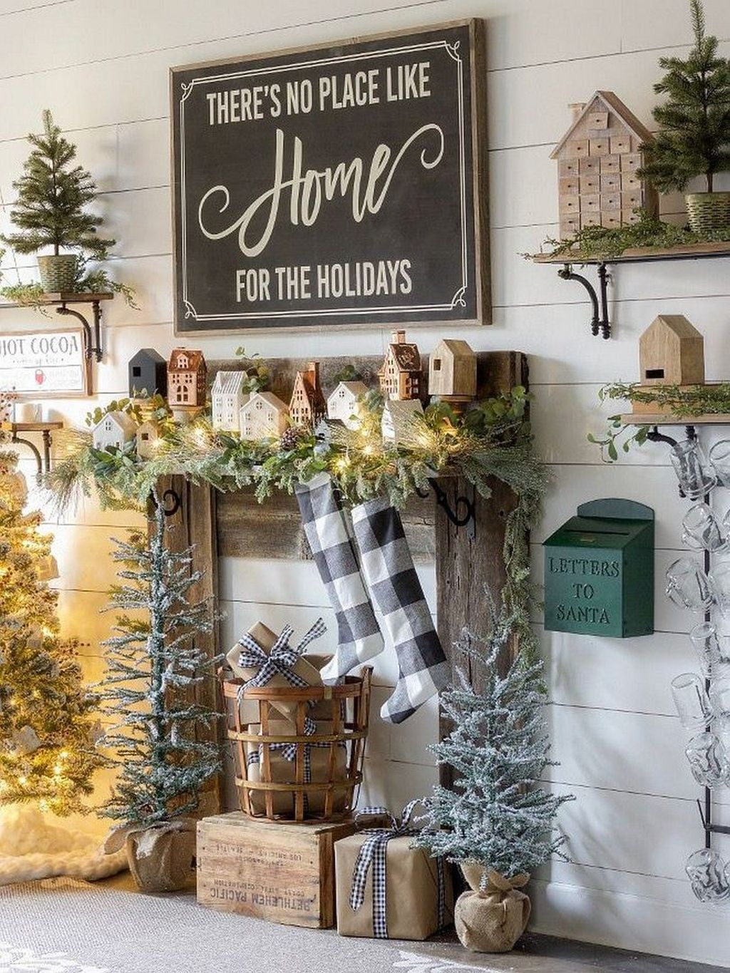Beautiful Christmas Interior Design Ideas You Never Seen Before 24