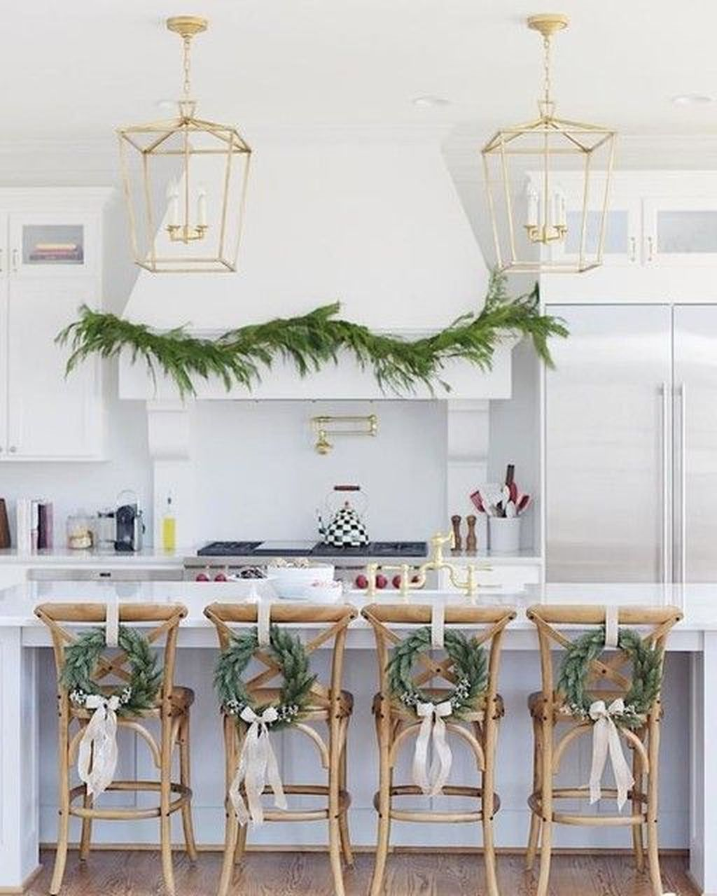 Beautiful Christmas Interior Design Ideas You Never Seen Before 42