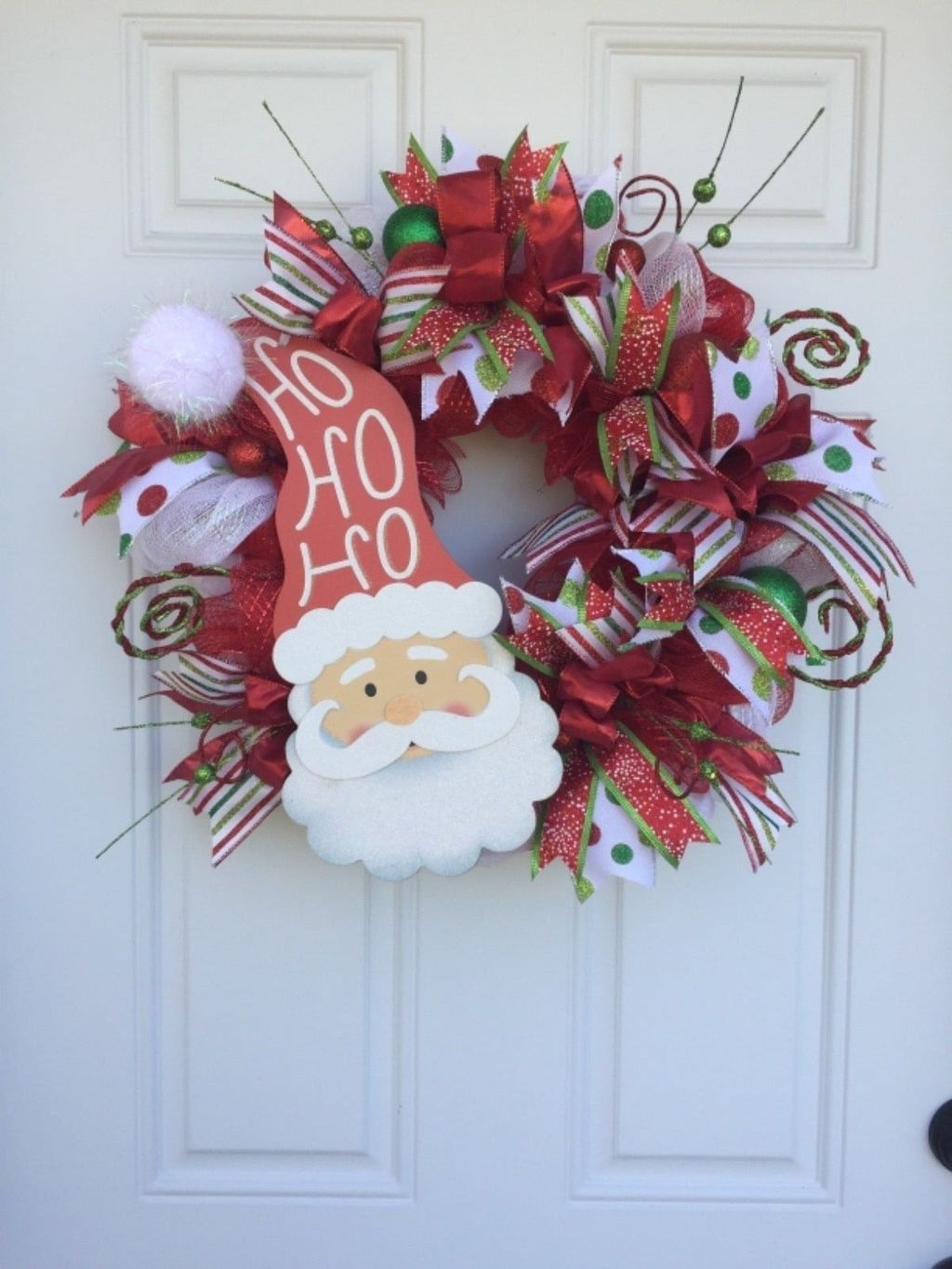 Beautiful Christmas Wreaths Decor Ideas You Should Copy Now 43