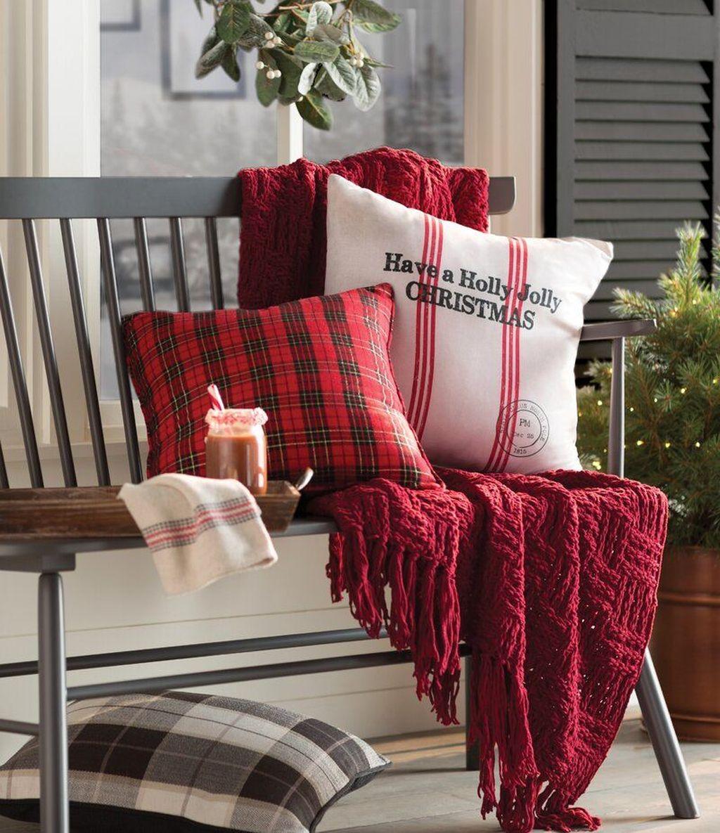Fabulous Christmas Patio Decor Ideas 10