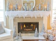 Lovely Winter Wonderland Home Decoration Ideas Look Beautiful 24
