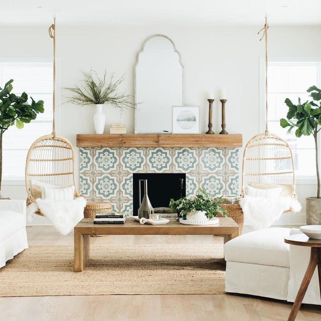 Nice Fireplace Decor Ideas Best For Wintertime 18