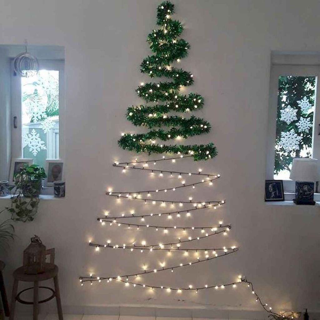 Popular Christmas Theme Apartment Decorations 18