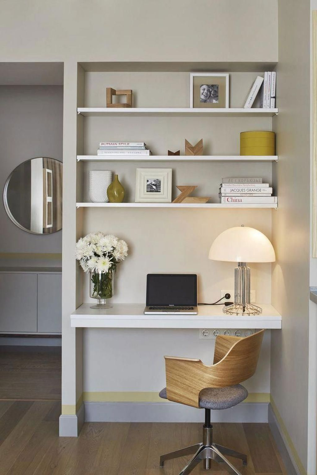Admirable Modern Home Office Design Ideas That You Like 11